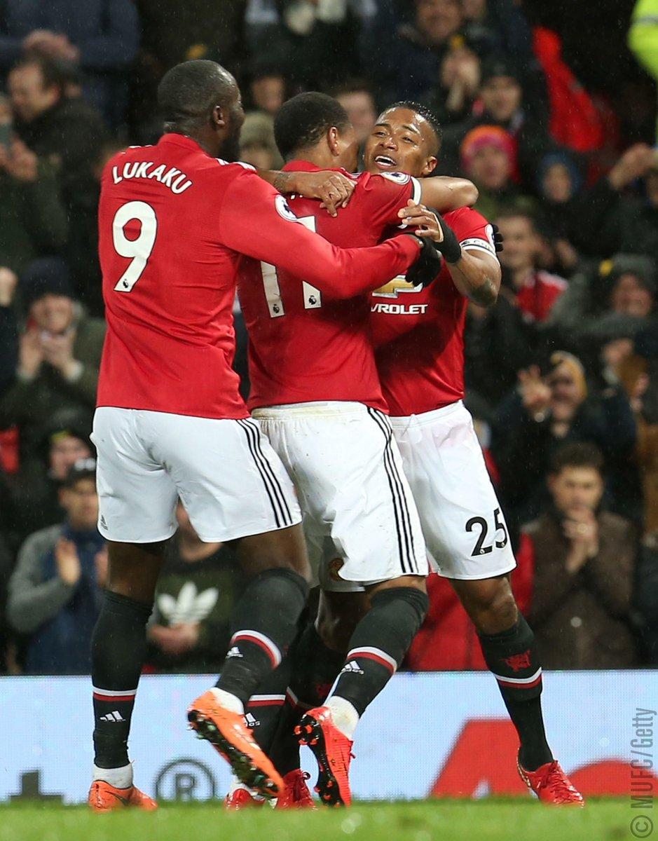 Manchester United Stoke City maç özeti