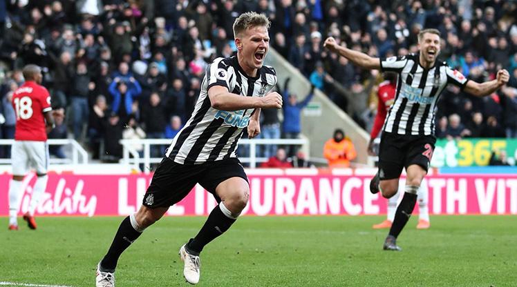 Newcastle United Manchester United maç özeti