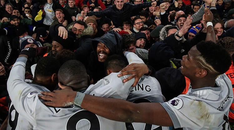 Crystal Palace Manchester United maç özeti