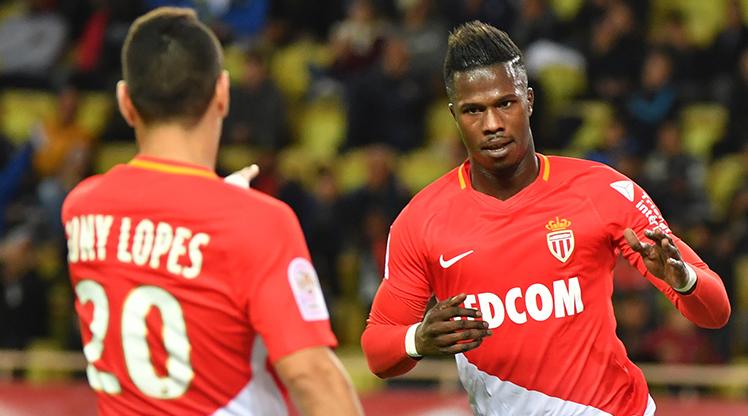 Monaco Guingamp maç özeti