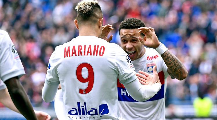Olympique Lyon Amiens SC maç özeti