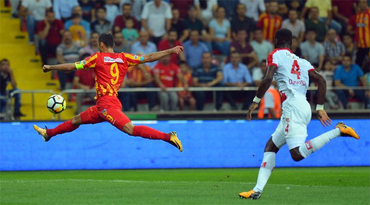 Kayserispor Antalyaspor maç özeti