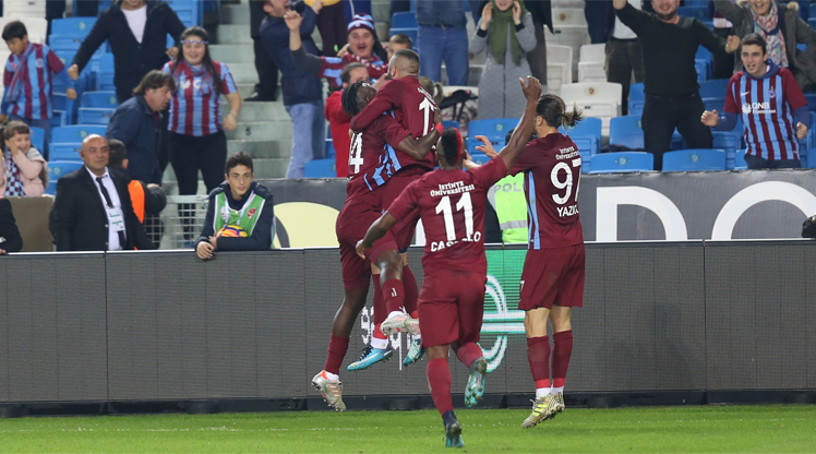 Trabzonspor Osmanlıspor FK maç özeti