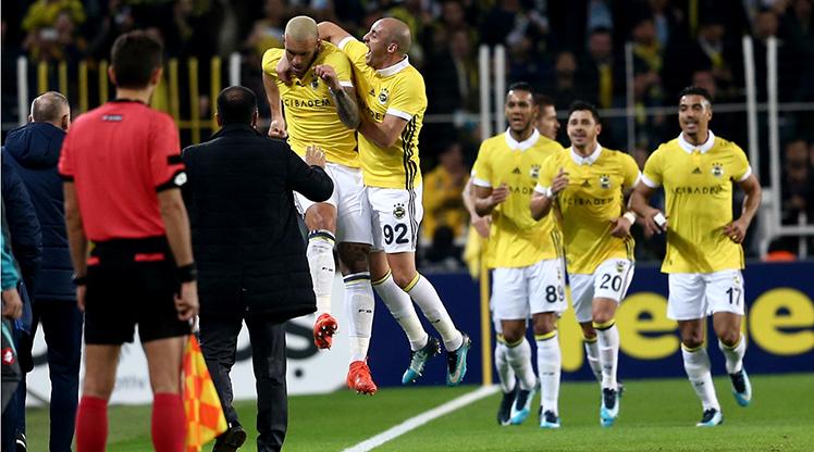 Fenerbahçe Göztepe maç özeti