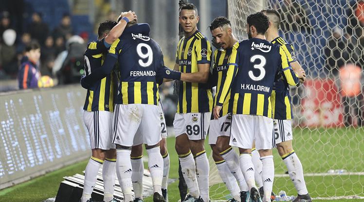 Medipol Başakşehir Fenerbahçe maç özeti