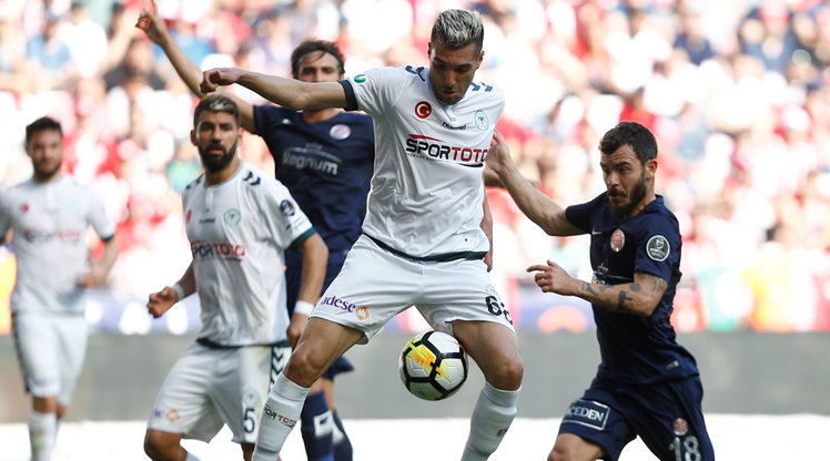 Antalyaspor Atiker Konyaspor maç özeti