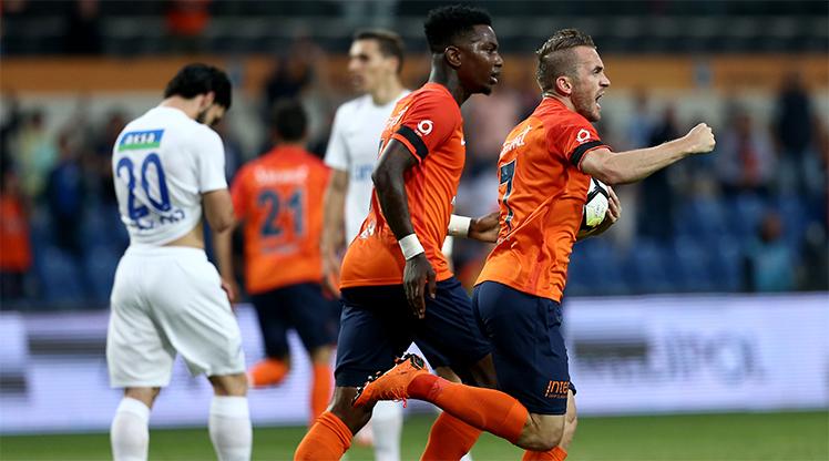Medipol Başakşehir Kasımpaşa maç özeti
