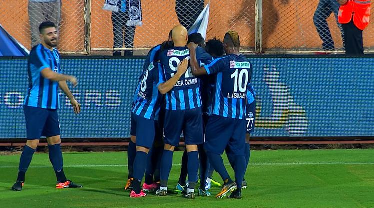 Adana Demirspor Gaziantepspor maç özeti
