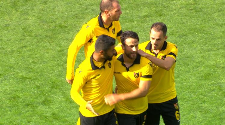 İstanbulspor Balıkesirspor Baltok maç özeti