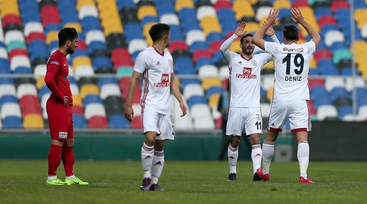 Altınordu Balıkesirspor Baltok maç özeti