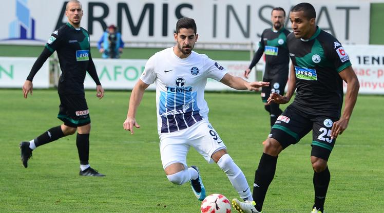 Akın Çorap Giresunspor Adana Demirspor maç özeti