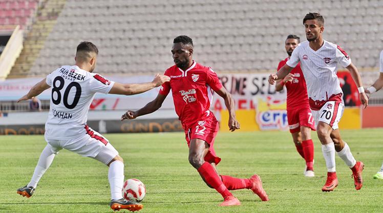 Boluspor Gaziantepspor maç özeti