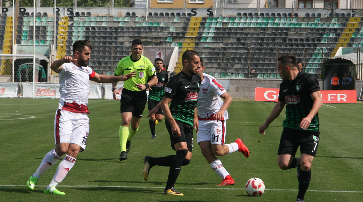 Denizlispor Gaziantepspor maç özeti