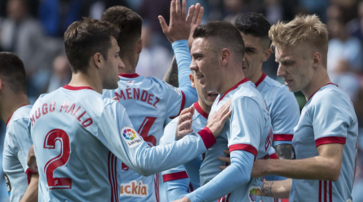 Celta Vigo Sevilla maç özeti