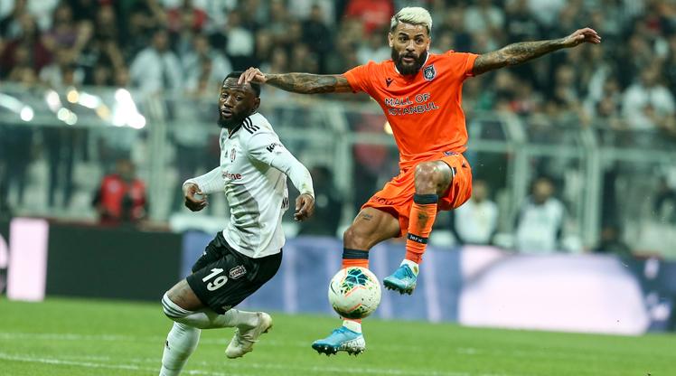 Beşiktaş Medipol Başakşehir maç özeti