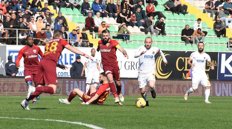 Aytemiz Alanyaspor Hes Kablo Kayserispor maç özeti