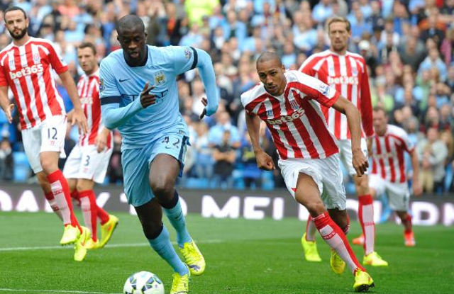 Manchester City Stoke maç özeti
