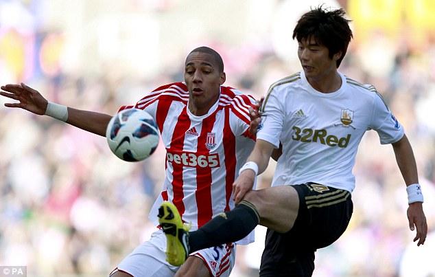 Stoke Swansea maç özeti