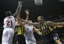 Fenerbahçe Ülker EA7 Emporio Armani Milan maç özeti