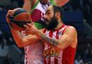 Olympiakos Laboral Kutxa Vitoria maç özeti