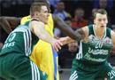 Zalgiris Kaunas Maccabi Electra maç özeti