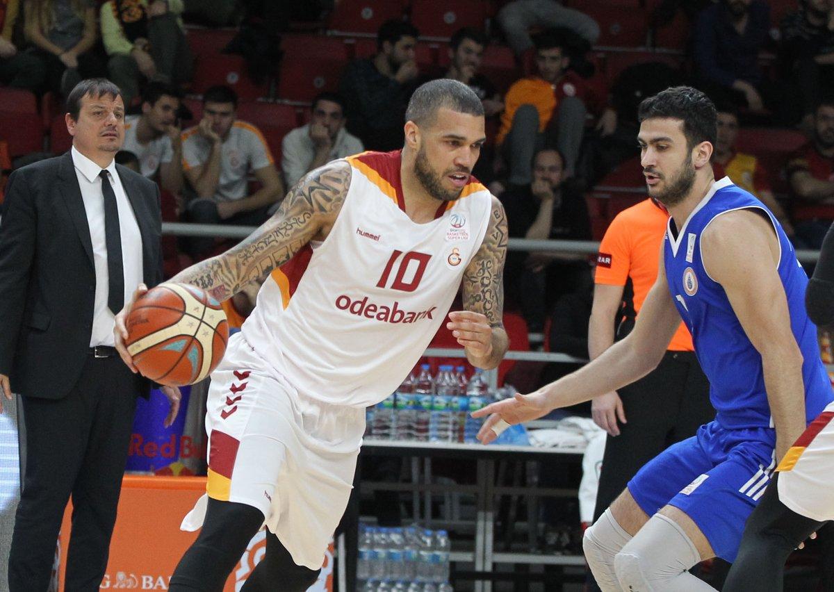 Galatasaray Odeabank İstanbul BBSK maç özeti