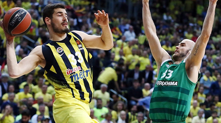 Fenerbahçe Panathinaikos Superfoods maç özeti
