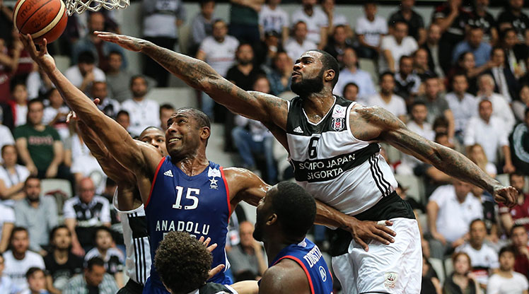 Beşiktaş Sompo Japan Anadolu Efes maç özeti