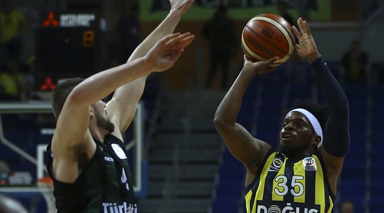 Fenerbahçe Doğuş Sakarya BŞB maç özeti