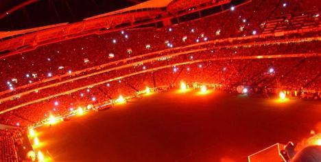 Benfica rekor kırdı