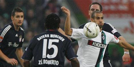 Bayern saç baş yoldurdu !..