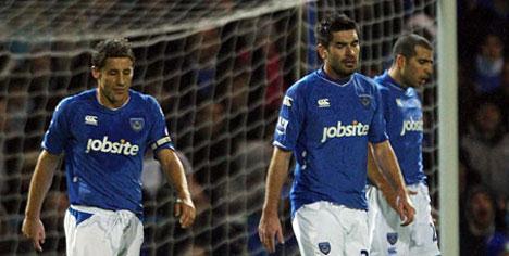 Ve Portsmouth iflas etti!
