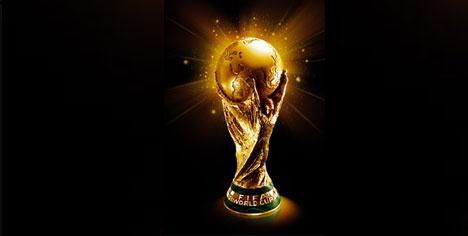 Dünya Kupası'nın 7 kopyası çalındı!