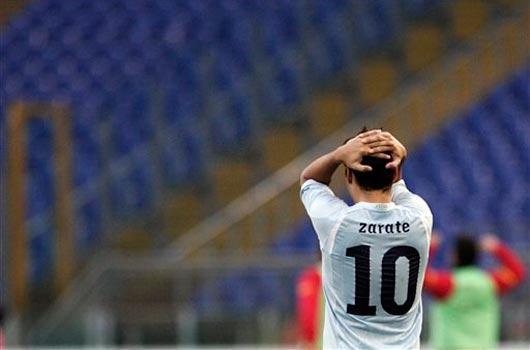 Lazio şokta!