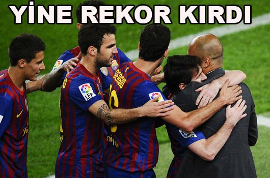 Yeter artık Messi!
