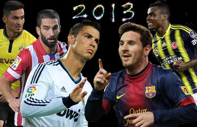 İşte 2013'ün en iyileri!