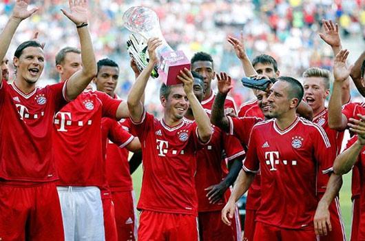 Bayern'e paha biçilmiyor