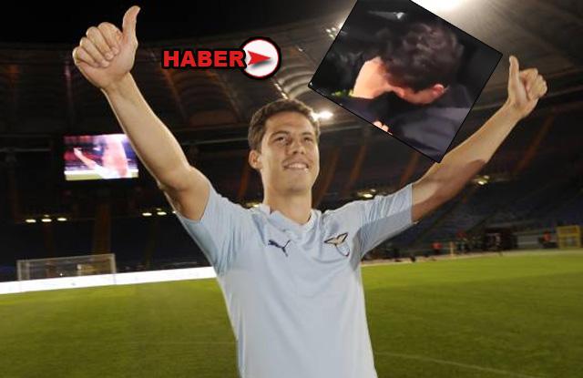 Lazio'dan gözyaşlarıyla elveda