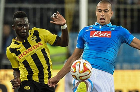 Napoli'ye Young Boys darbesi!