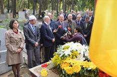 Ali Sami Yen için anma töreni