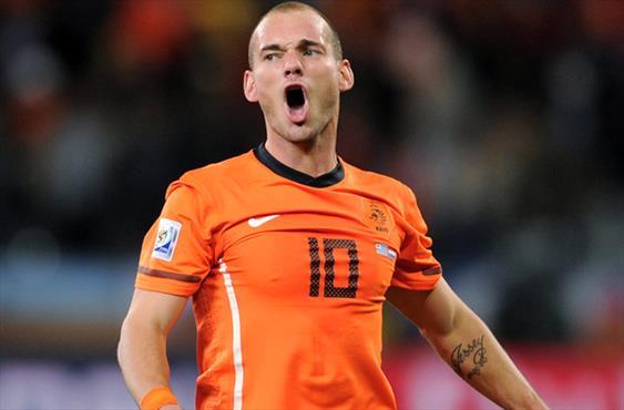Sneijder kadroda mı?