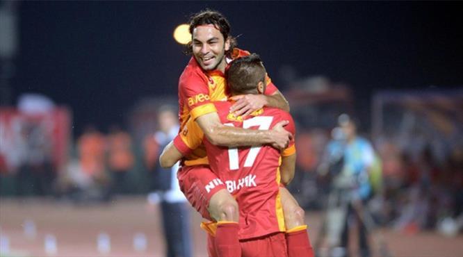 'Feda' sırası Galatasaray'da!