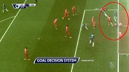 Teknoloji 'gol' dedi, Chelsea sevindi