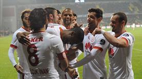 İşte Karabükspor - G.Saray maçının özeti!