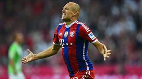 Robben kendisine şans vermedi