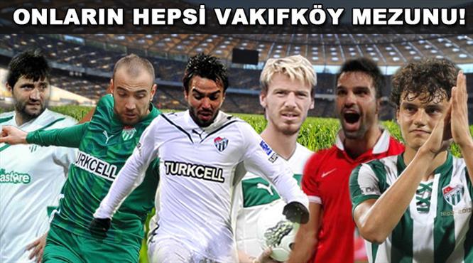 Altyapıda Bursaspor mucizesi!
