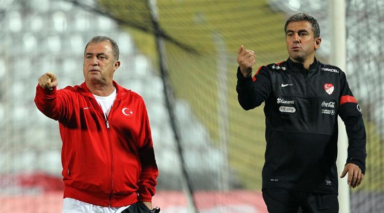 Terim Hamzaoğlu'na ne söyledi?