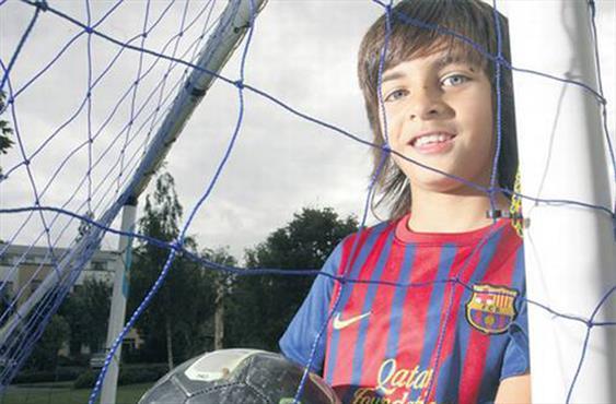 Yeni Messi'yi Liverpool kapıyor!