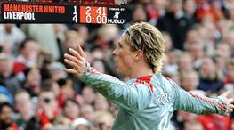 Bir zamanlar Fernando Torres...