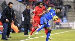 Barcelona tökezledi